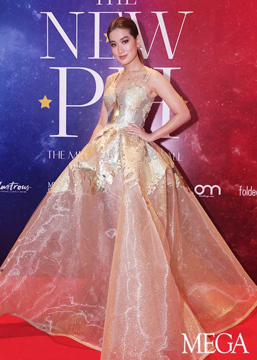 10 Best Dressed At The MEGA Millennial Ball: Sheer, Skin And ...