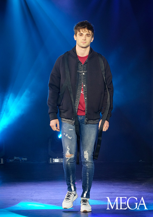 Avel Matteo Mega Fashion week