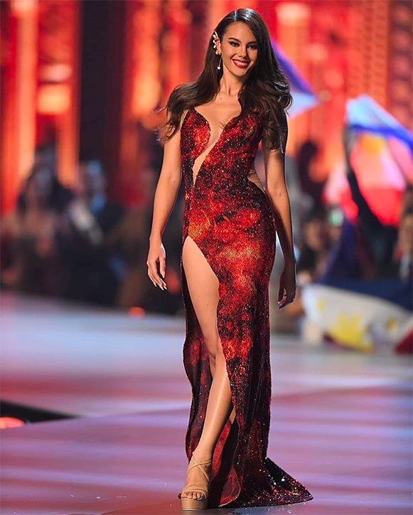 Miss Universe 2018 Catriona Gray's Winning Gown Explained
