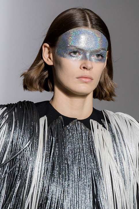 Givenchy Beauty Look for Couture Week