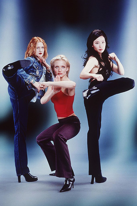 LOOK: Charlie's Angels Reunites As Lucy Liu Receives Her Walk Of Fame Star