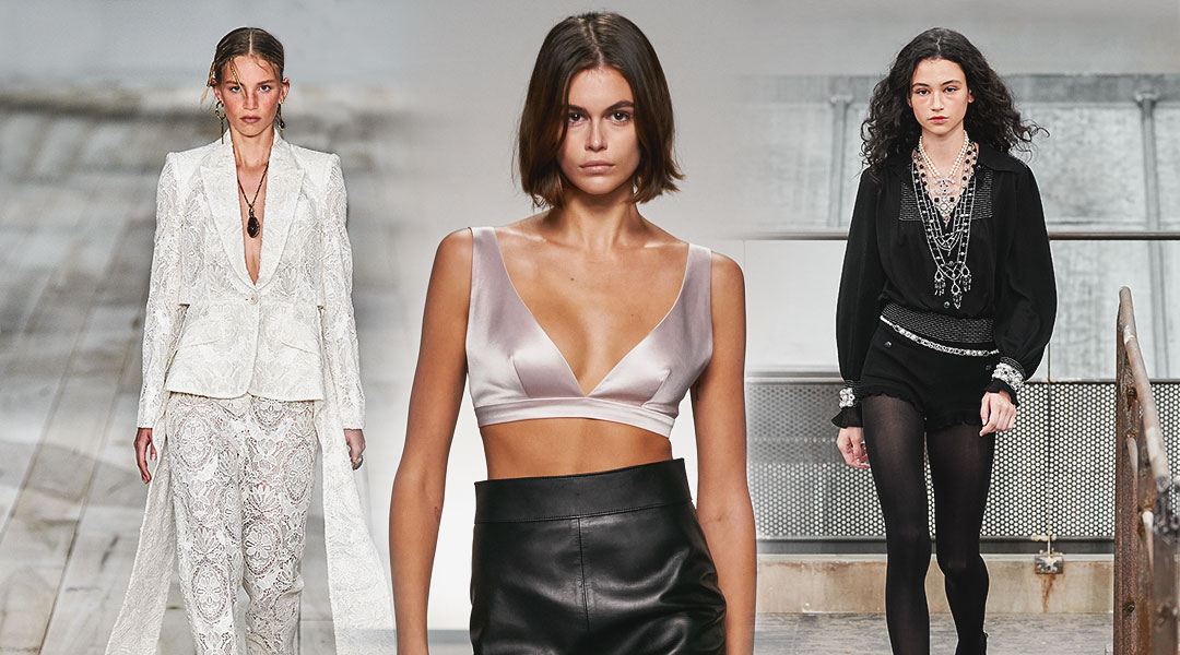 Hottest Trends 2020.These Are The Hottest Trends At Paris Fashion Week Ss 2020
