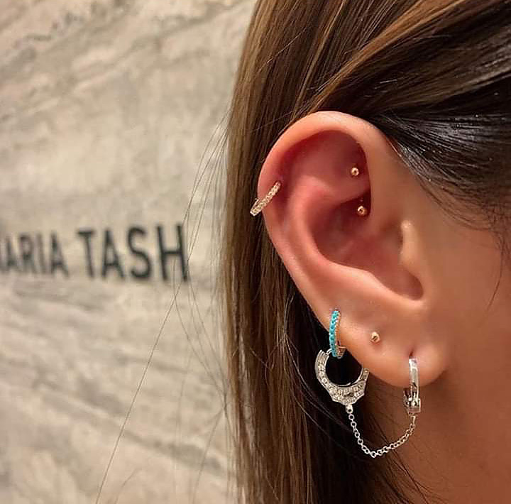 This Is How Much Kathryn Bernardo Spent On Her Constellation Piercing