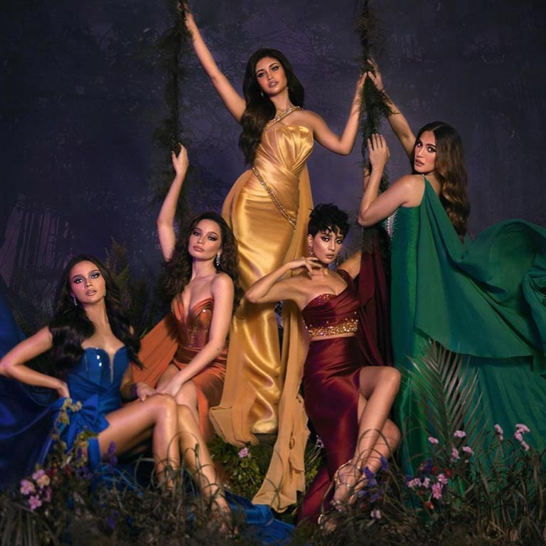 Live Updates Of The Miss Universe Philippines 2021 Pageant